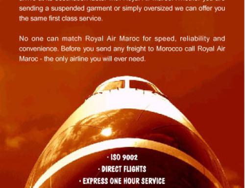 Royal Air Maroc Adverts