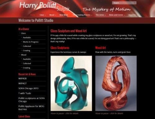 Harry Pollitt Studio Updated
